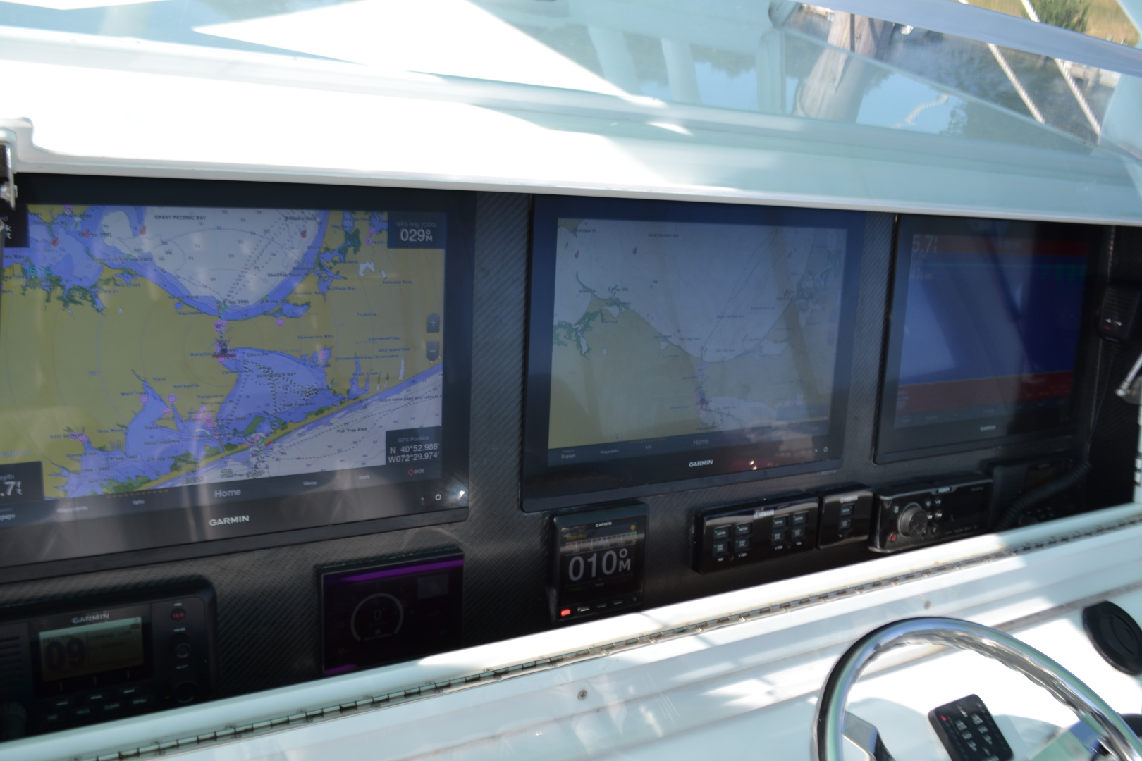 SeaHunter-Center Console 2018-T Mack North Palm Beach-Florida-United States-1461270 | Thumbnail