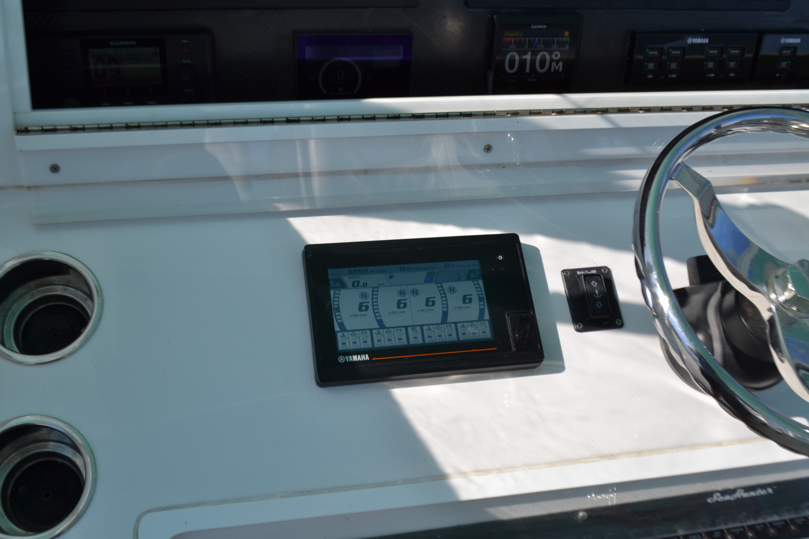 SeaHunter-Center Console 2018-T Mack North Palm Beach-Florida-United States-1461272 | Thumbnail