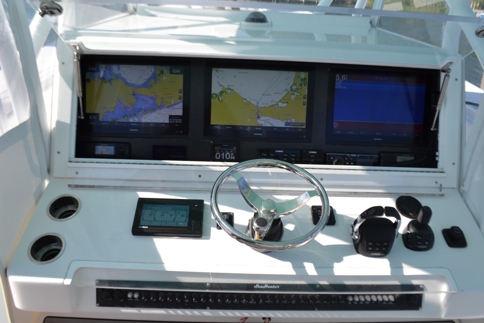 SeaHunter-Center Console 2018-T Mack North Palm Beach-Florida-United States-1461269 | Thumbnail