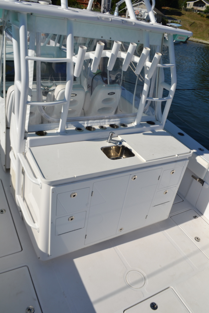 SeaHunter-Center Console 2018-T Mack North Palm Beach-Florida-United States-1461278 | Thumbnail
