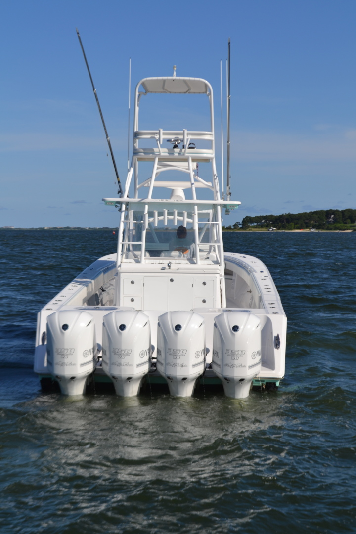SeaHunter-Center Console 2018-T Mack North Palm Beach-Florida-United States-1461298 | Thumbnail