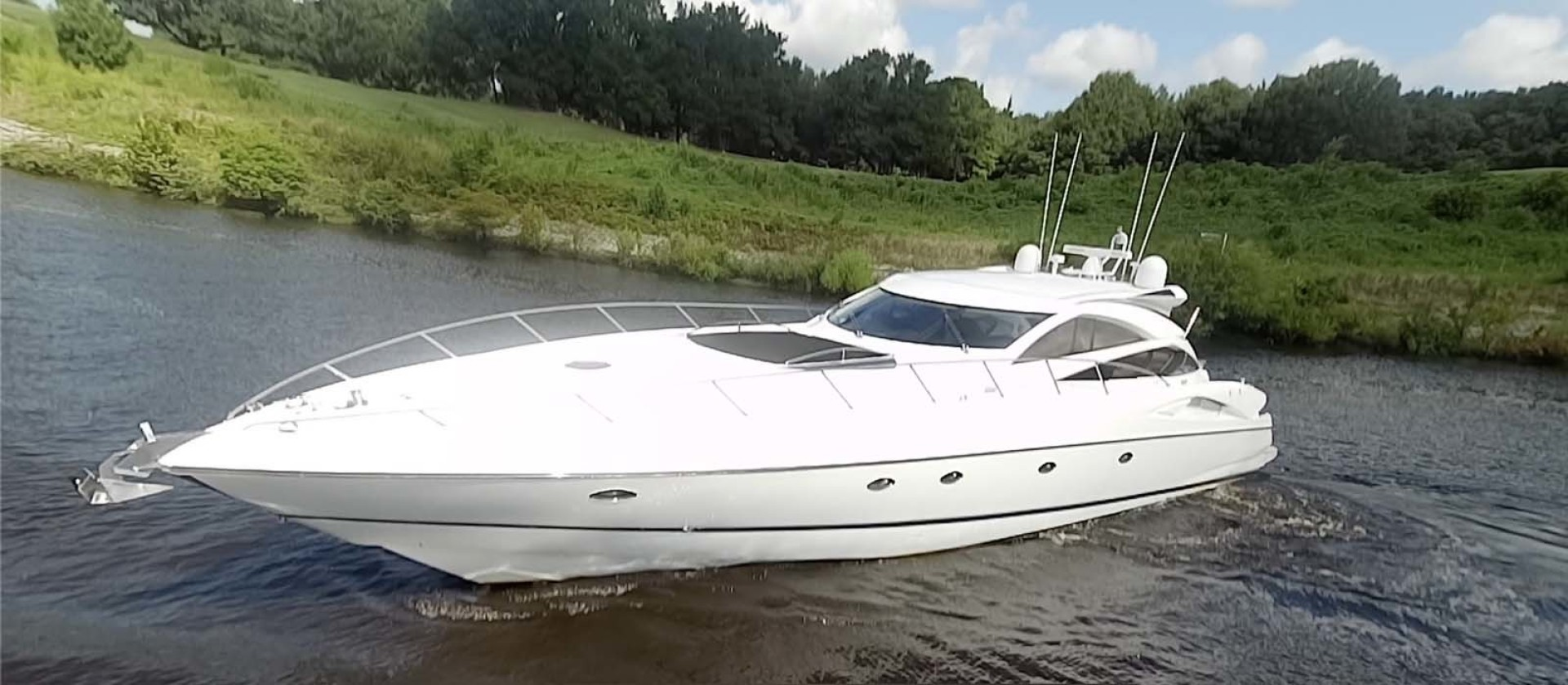Sunseeker-Predator 2003-Low Profile PALM BEACH-Florida-United States-Port Bow-1576331 | Thumbnail