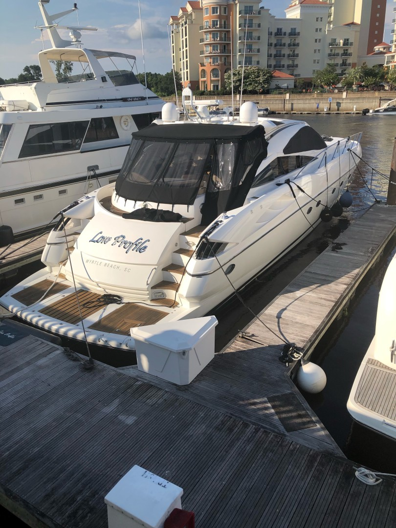 Sunseeker-Predator 2003-Low Profile PALM BEACH-Florida-United States-New Bimini-1576401 | Thumbnail