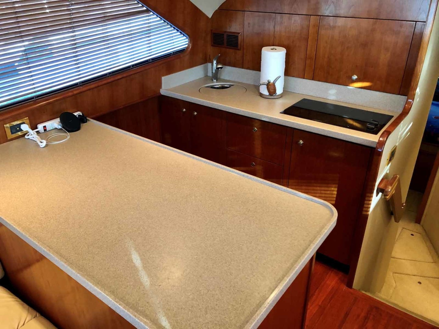 Rampage-45 SF 2004-MY DOLLY Ft. Lauderdale-Florida-United States-Galley Looking Forward-1464017 | Thumbnail