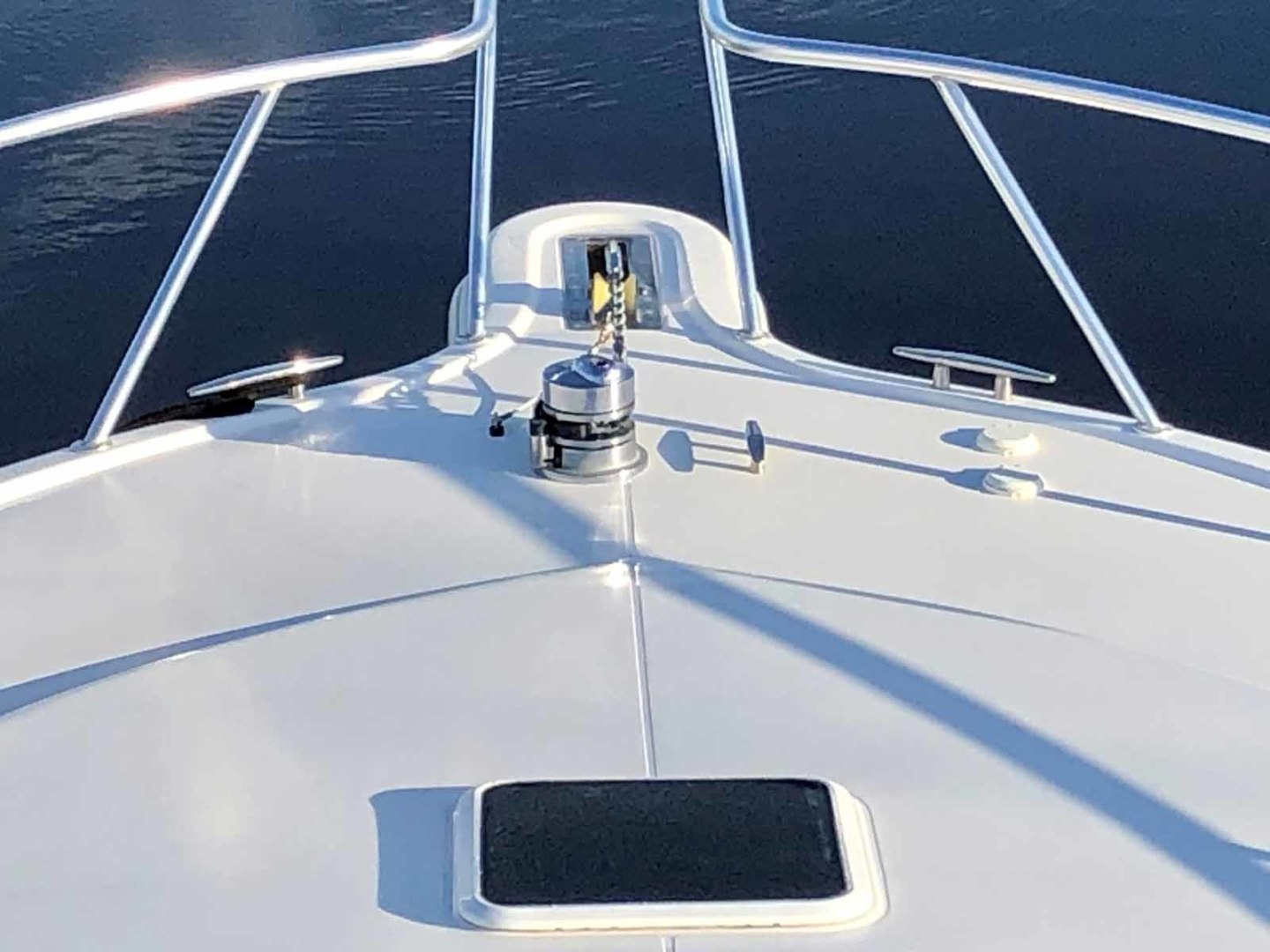Rampage-45 SF 2004-MY DOLLY Ft. Lauderdale-Florida-United States-Windlass Detail-1464038 | Thumbnail