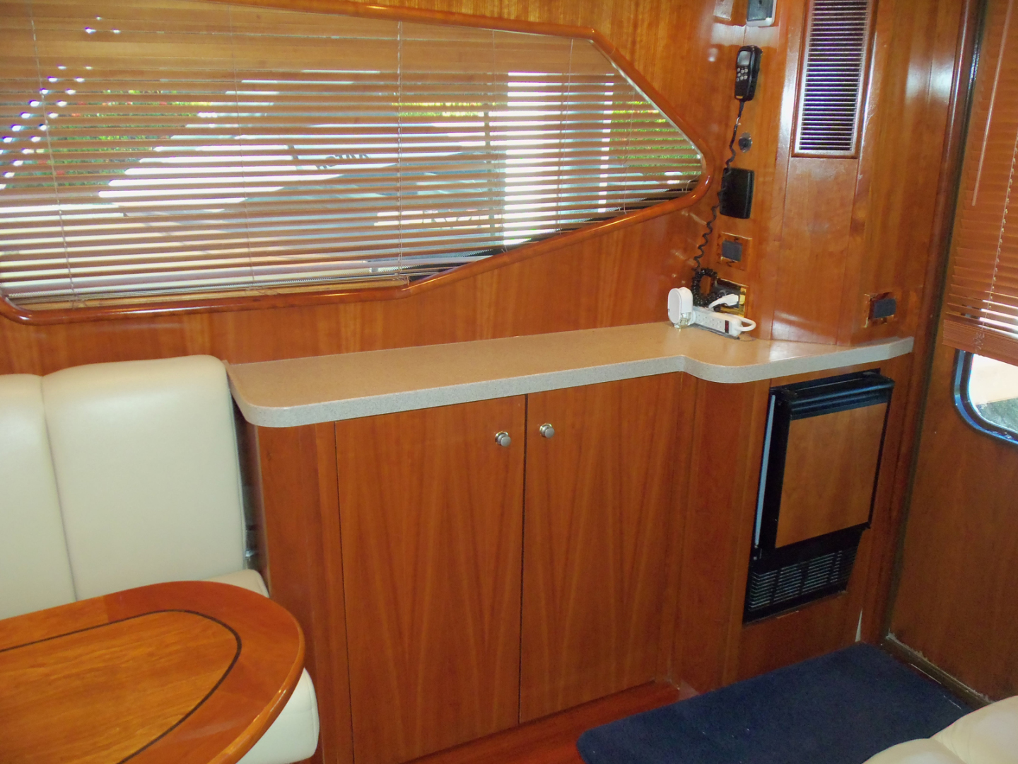 Rampage-45 SF 2004-MY DOLLY Ft. Lauderdale-Florida-United States-Salon Looking Starboard-1563918 | Thumbnail