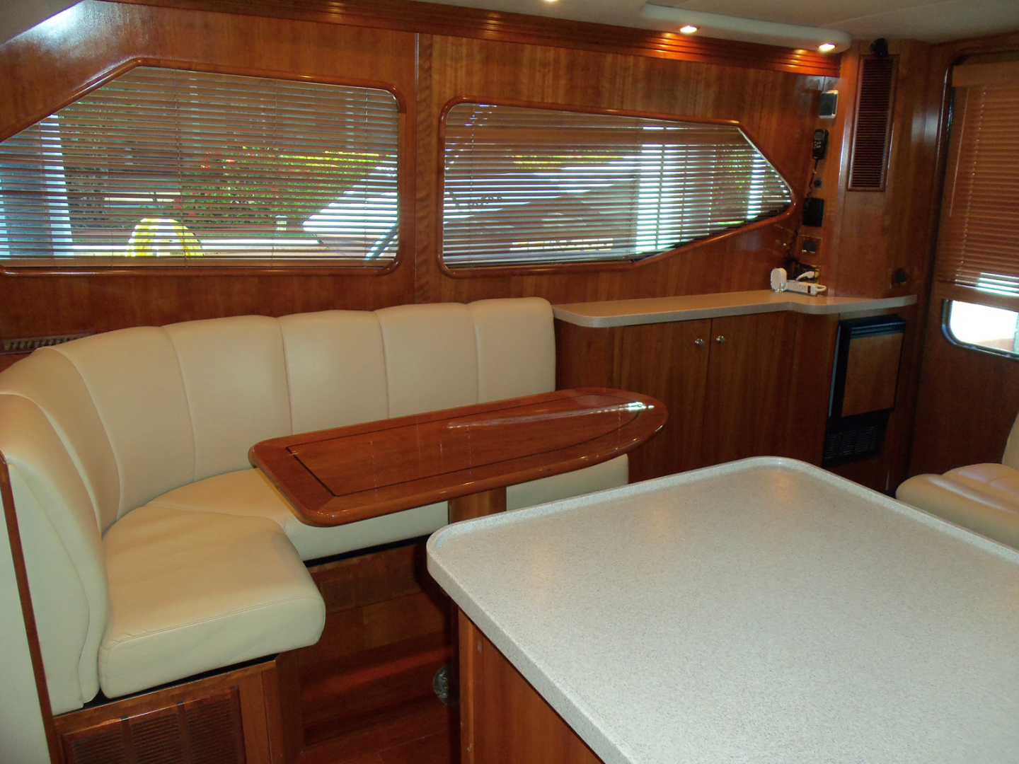 Rampage-45 SF 2004-MY DOLLY Ft. Lauderdale-Florida-United States Starboard Across from Galley-1563923 | Thumbnail