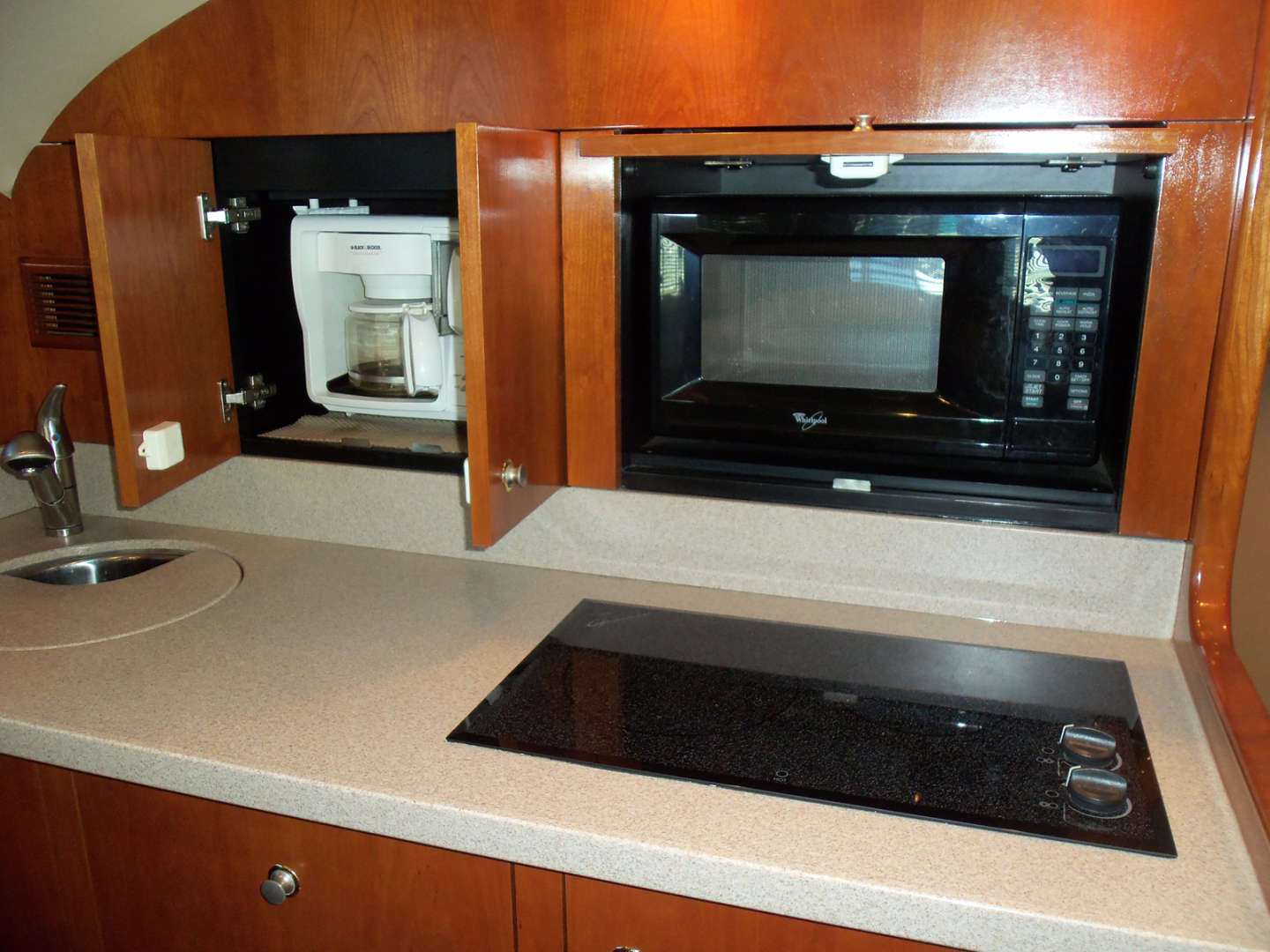 Rampage-45 SF 2004-MY DOLLY Ft. Lauderdale-Florida-United States-Galley Appliances-1563929 | Thumbnail