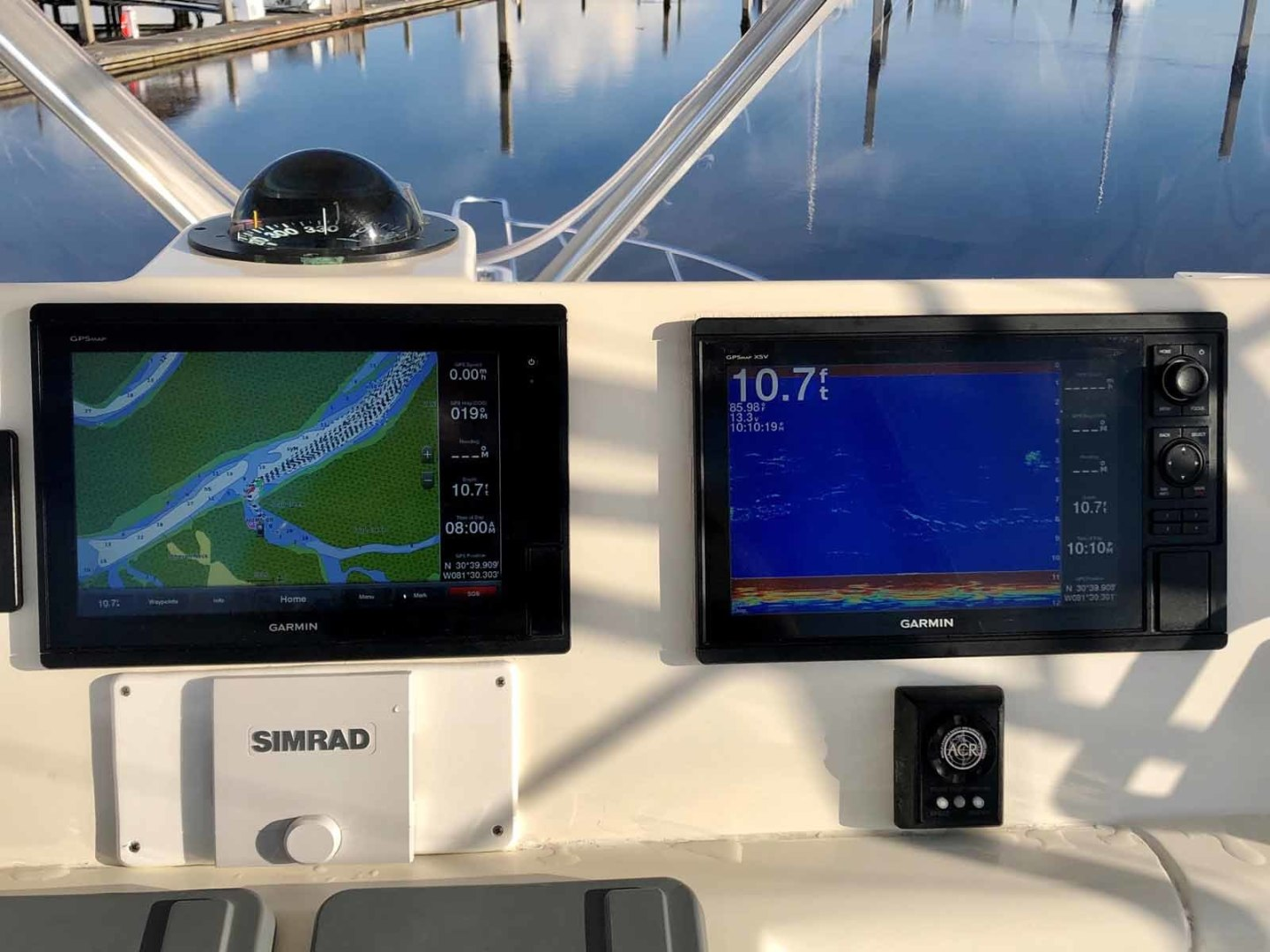Rampage-45 SF 2004-MY DOLLY Ft. Lauderdale-Florida-United States-New Garmin-1464058 | Thumbnail