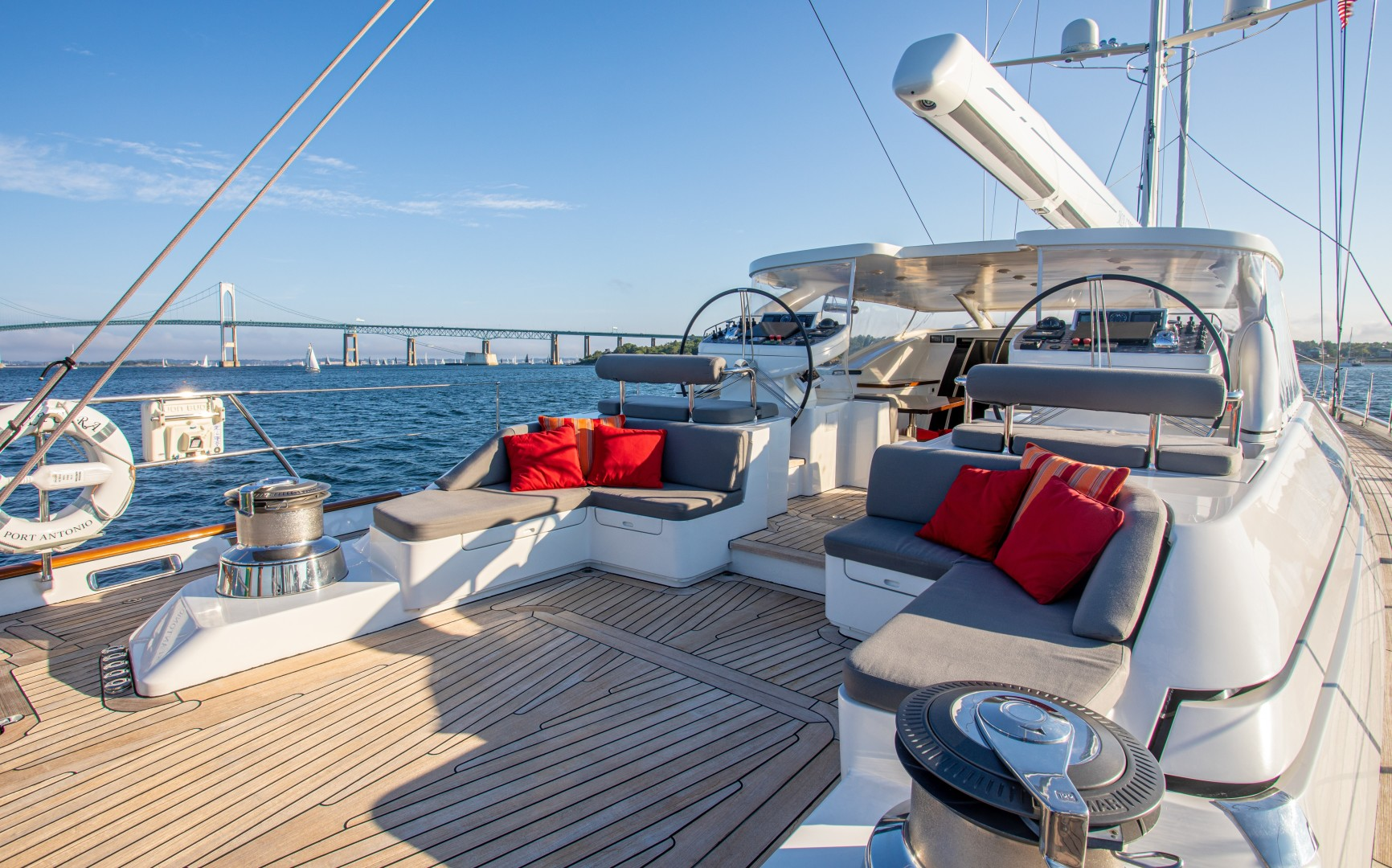 Fitzroy Yachts 2006-MIA CARA Cruising -Virgin Islands, British-1462844 | Thumbnail
