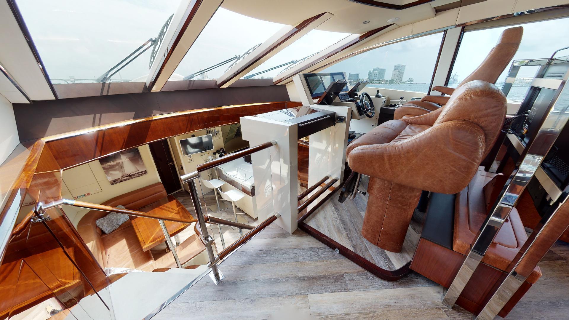 Lazzara-LSX 75 2009-MOJO Fort Lauderdale-Florida-United States-75 Lazzara Helm-1462670 | Thumbnail