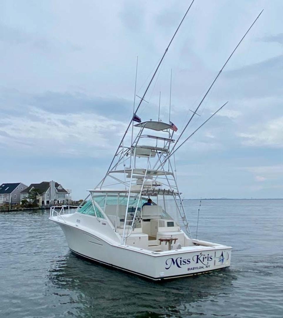 Cabo-38 Express 2008-Miss Kris Long Island-New York-United States-Port Quarter-1462788 | Thumbnail