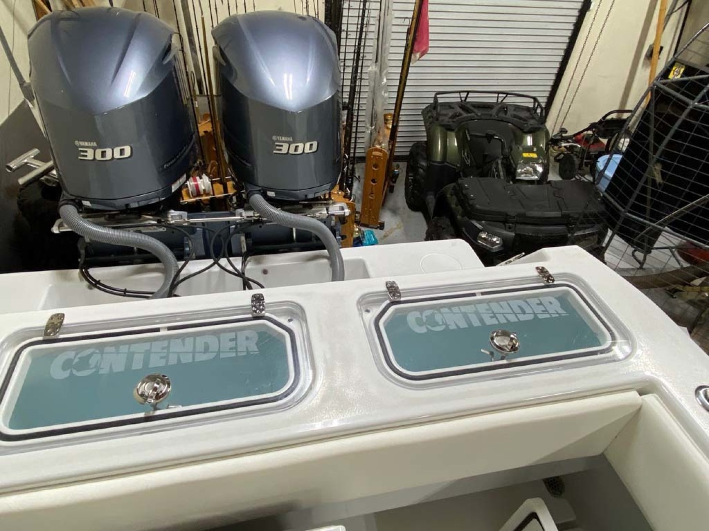 Contender-Center Console 2018 -Homestead-Florida-United States-Double Livewells-1463552 | Thumbnail