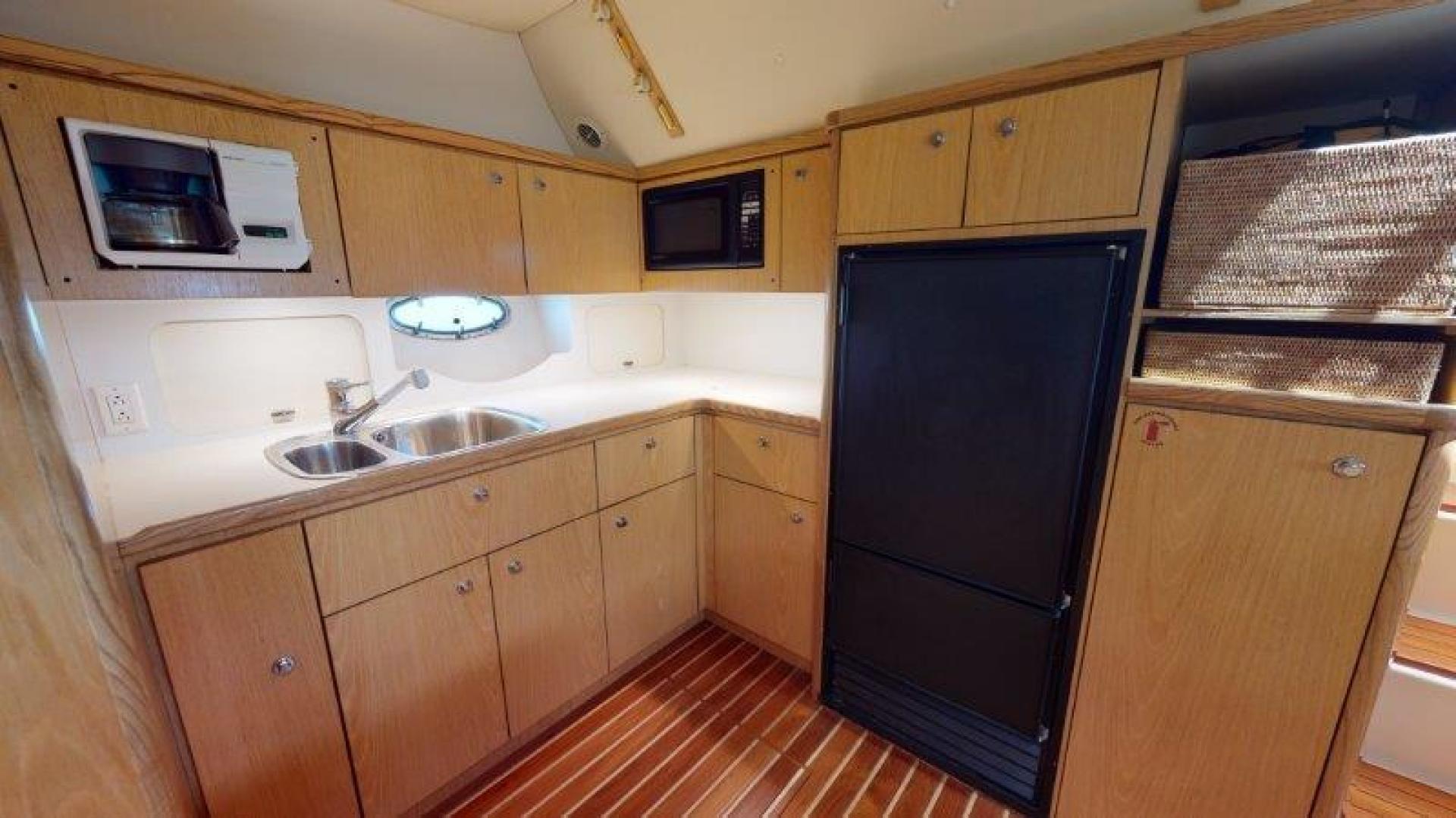 Tiara Yachts-4100 Open 2000-Sans Peur Stuart-Florida-United States-Galley-1464312 | Thumbnail