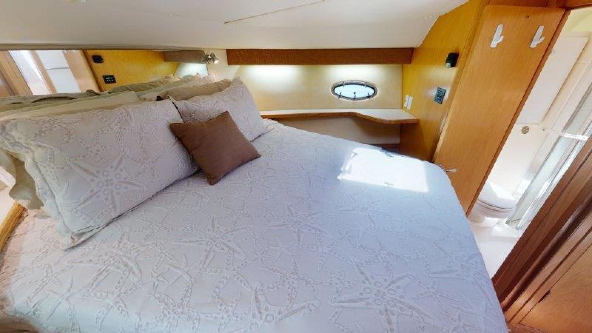 Tiara Yachts-4100 Open 2000-Sans Peur Stuart-Florida-United States-Master Stateroom-1464315 | Thumbnail
