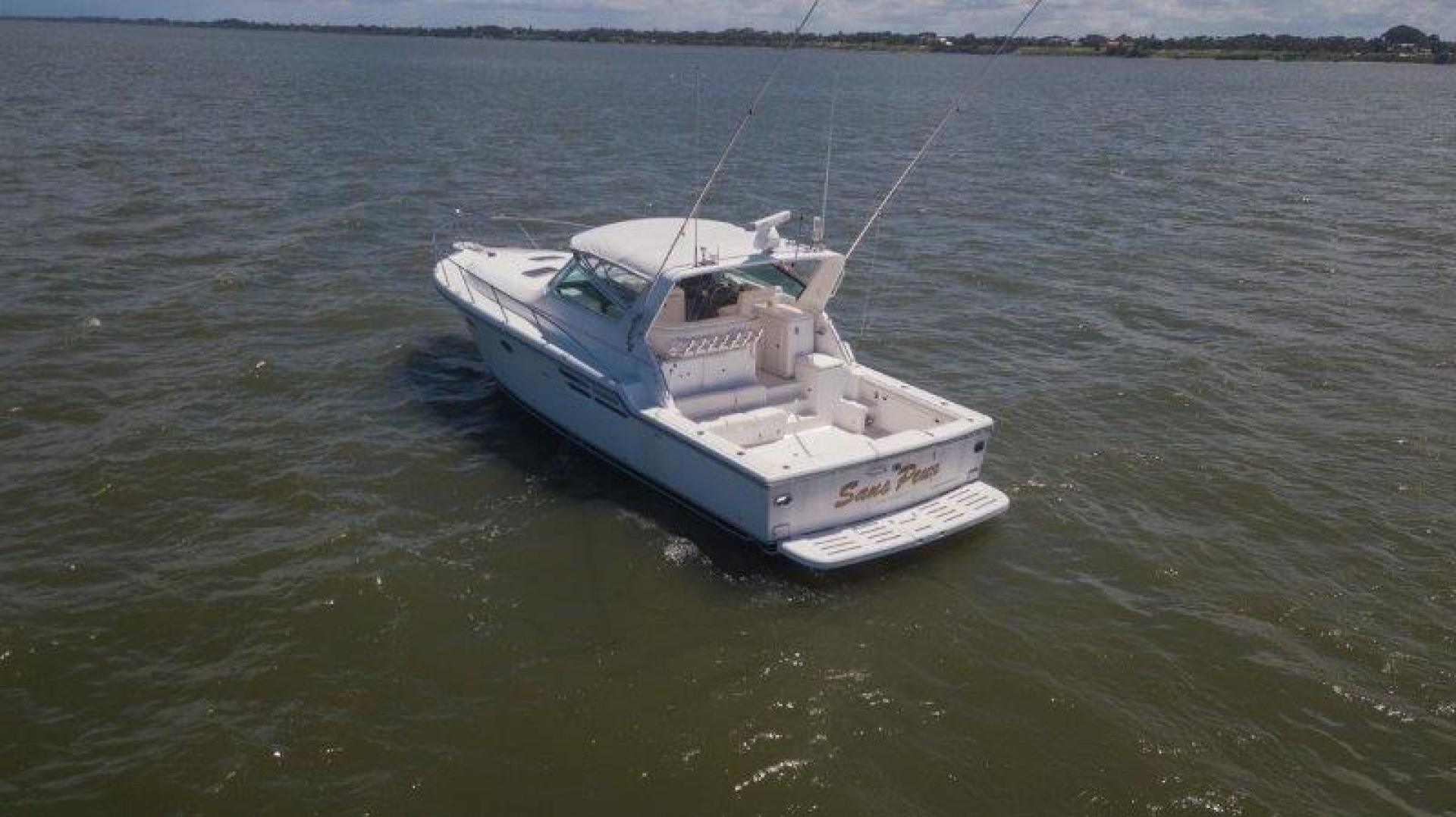 Tiara Yachts-4100 Open 2000-Sans Peur Stuart-Florida-United States-Sans Peur-1464334 | Thumbnail