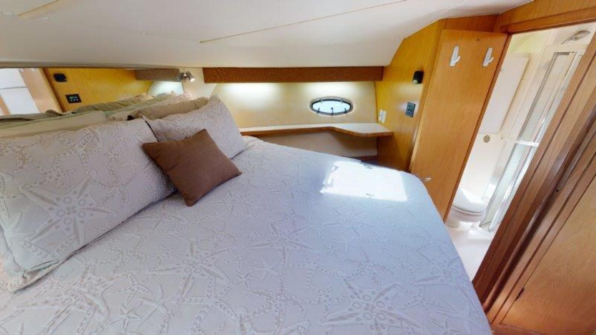 Tiara Yachts-4100 Open 2000-Sans Peur Stuart-Florida-United States-Master Stateroom-1464316 | Thumbnail