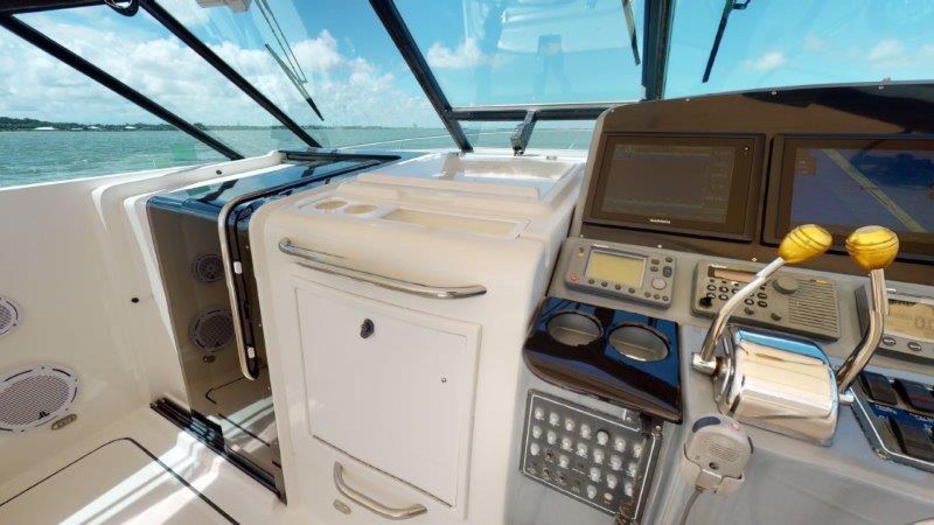 Tiara Yachts-4100 Open 2000-Sans Peur Stuart-Florida-United States-Helm-1464319 | Thumbnail