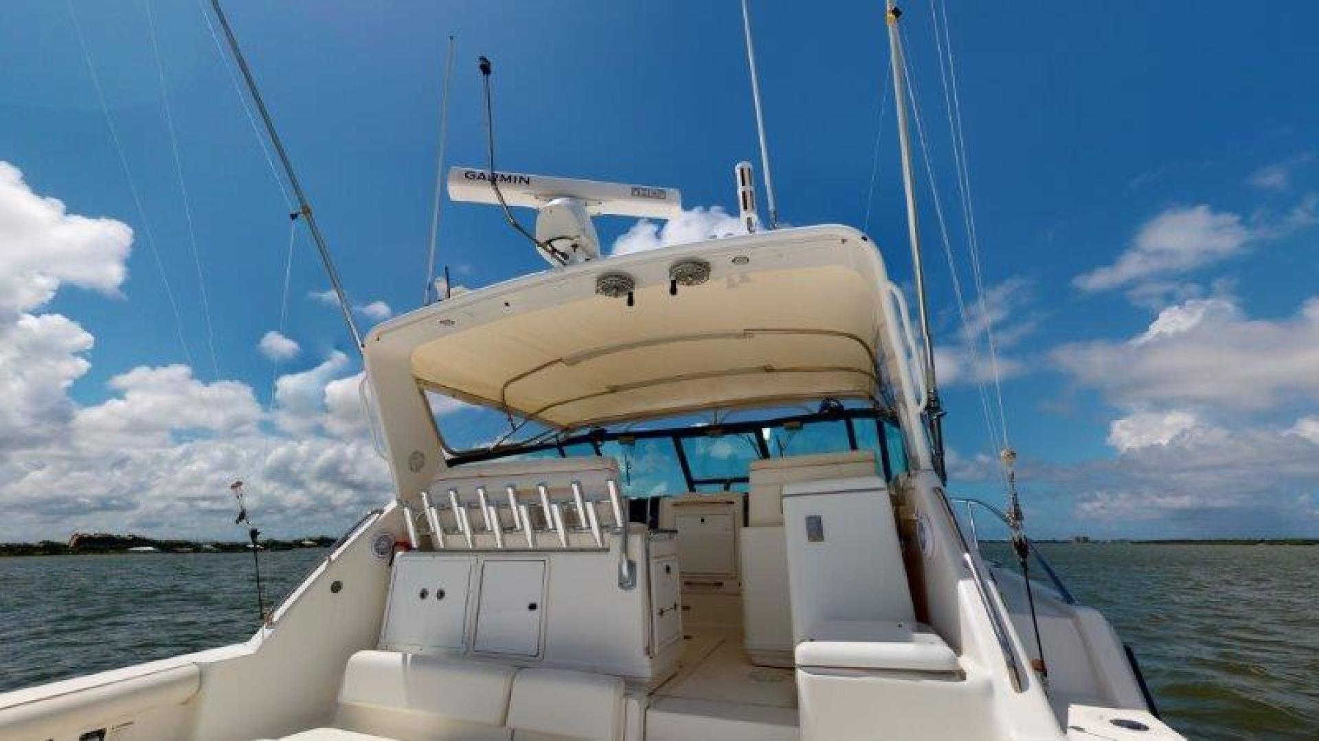 Tiara Yachts-4100 Open 2000-Sans Peur Stuart-Florida-United States-Cockpit-1464326 | Thumbnail