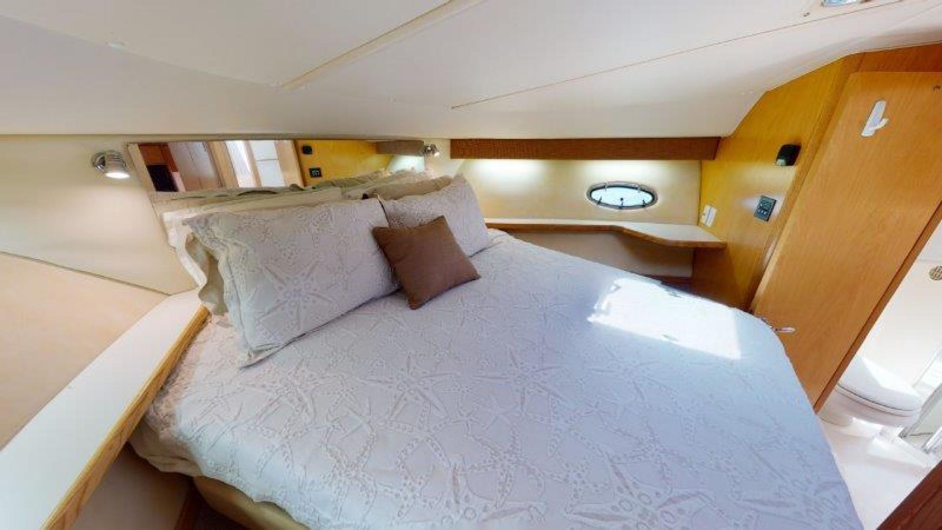 Tiara Yachts-4100 Open 2000-Sans Peur Stuart-Florida-United States-Master Stateroom-1464314 | Thumbnail