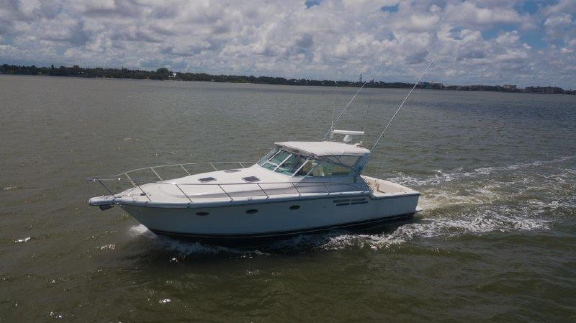 Tiara Yachts-4100 Open 2000-Sans Peur Stuart-Florida-United States-Sans Peur-1464329 | Thumbnail