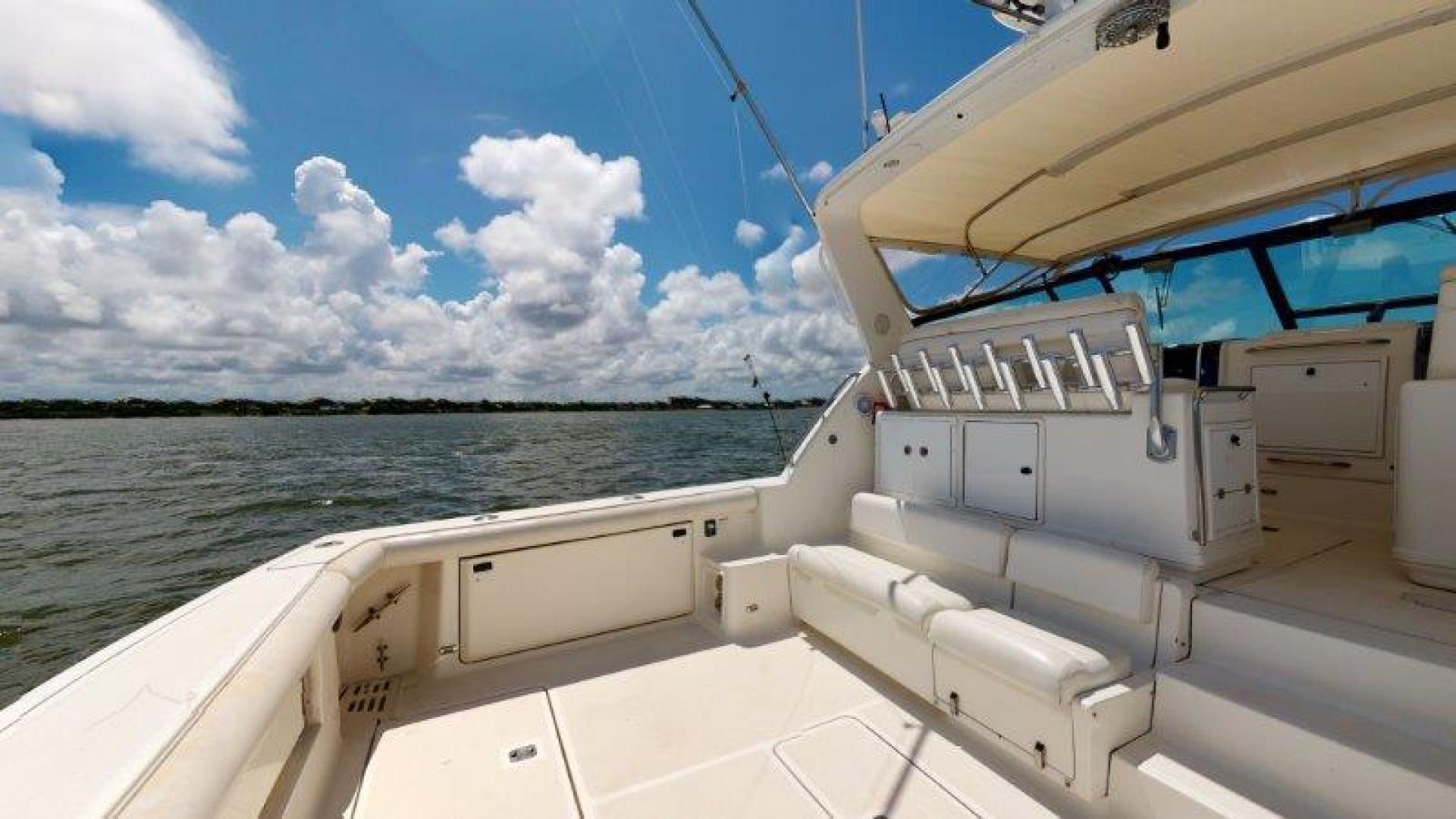 Tiara Yachts-4100 Open 2000-Sans Peur Stuart-Florida-United States-Cockpit-1464324 | Thumbnail