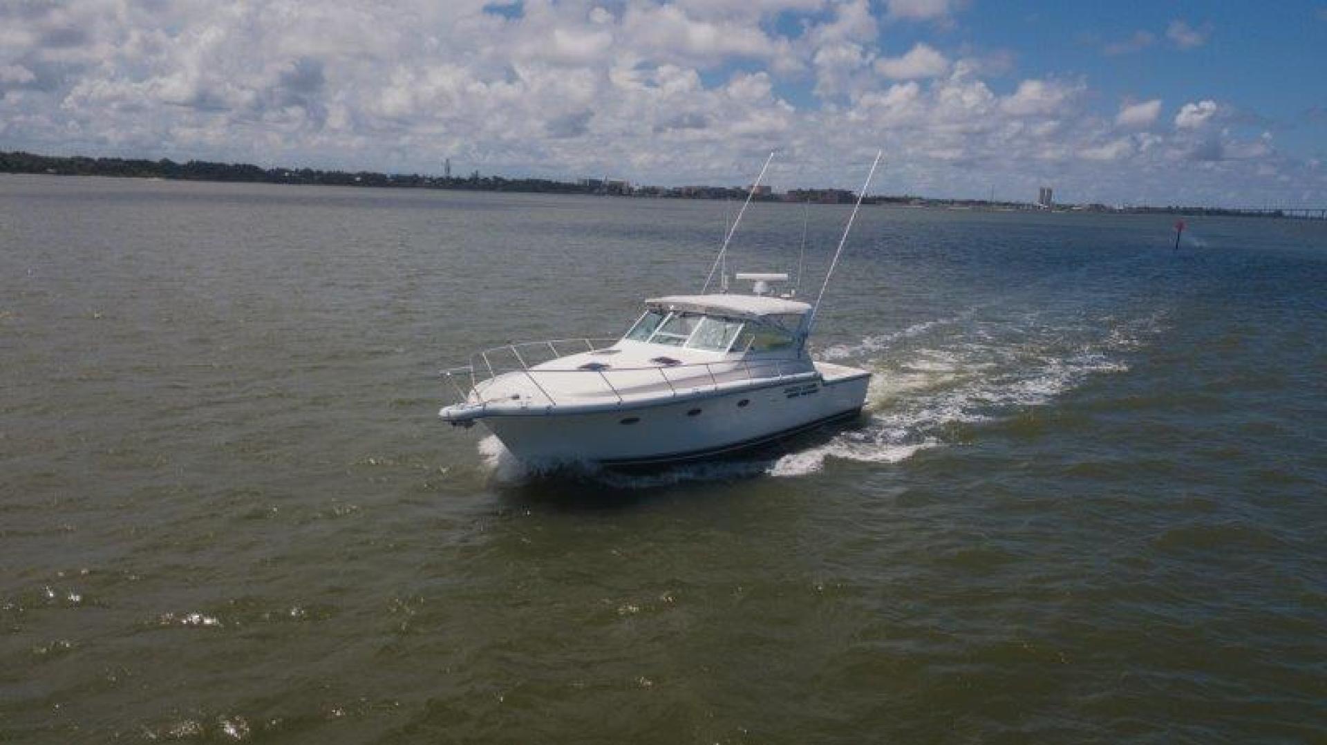 Tiara Yachts-4100 Open 2000-Sans Peur Stuart-Florida-United States-Sans Peur-1464328 | Thumbnail