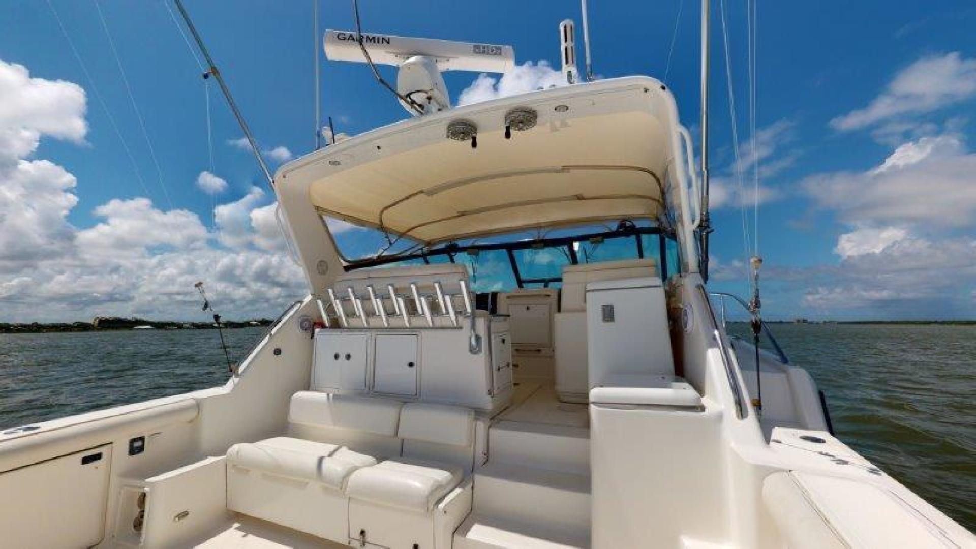 Tiara Yachts-4100 Open 2000-Sans Peur Stuart-Florida-United States-Cockpit-1464323 | Thumbnail