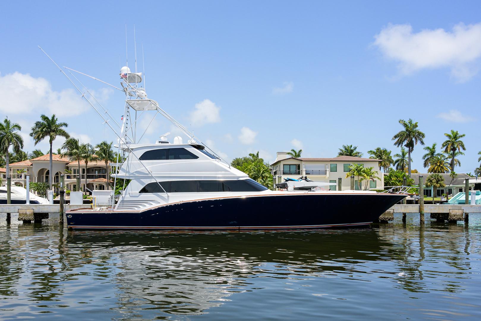 Sea Force IX-Enclosed Flybridge 2005 -Fort Lauderdale-Florida-United States-Profile-1465098 | Thumbnail