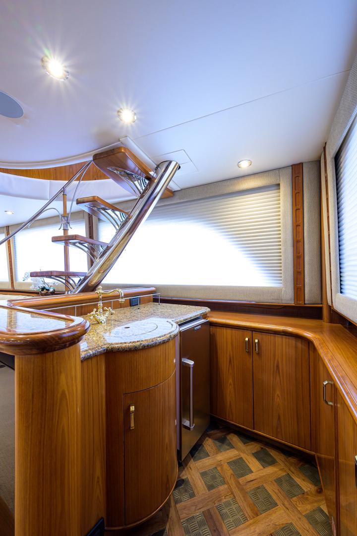 Sea Force IX-Enclosed Flybridge 2005 -Fort Lauderdale-Florida-United States-Salon-1465097 | Thumbnail