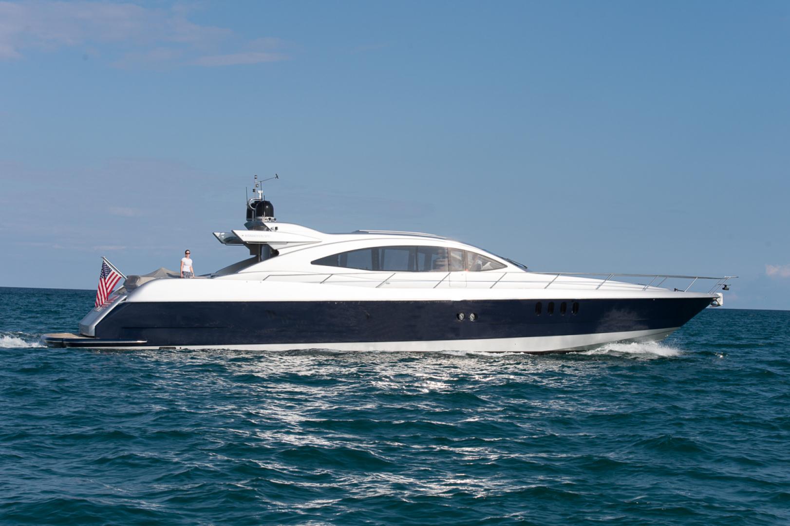Warren Yachts-Express Cruiser 2007-ANDIAMO Miami-Florida-United States-1464980 | Thumbnail