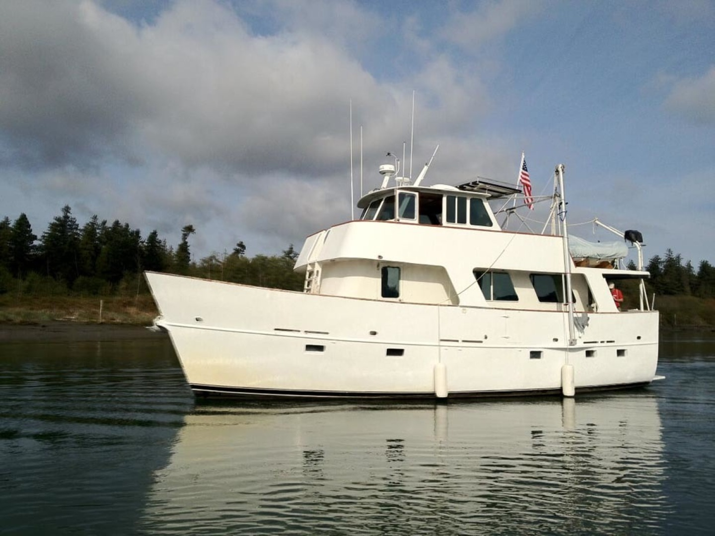 Custom-Pilothouse Trawler 1974-Great Orca Keyport-Washington-United States-GREAT ORCA Port Side-1466960 | Thumbnail