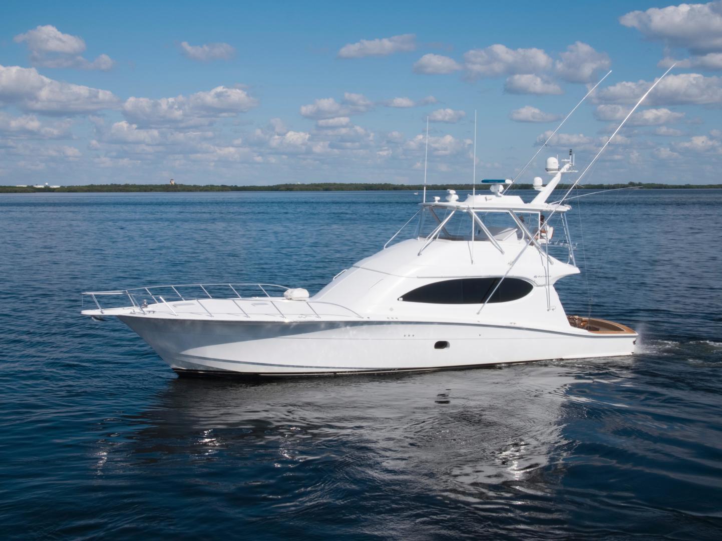Hatteras-Convertible 2006-ON TARGET Key West-Florida-United States-1468218 | Thumbnail