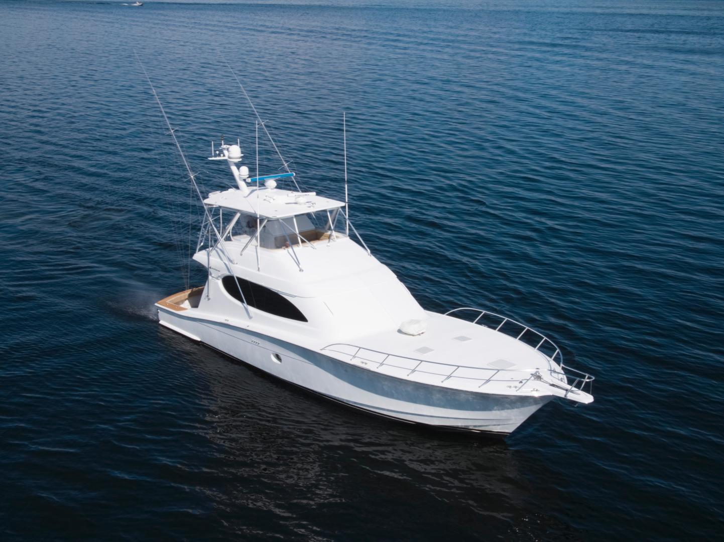 Hatteras-Convertible 2006-ON TARGET Key West-Florida-United States-1468215 | Thumbnail