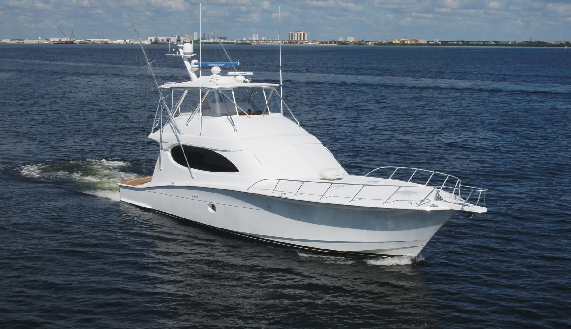 Hatteras-Convertible 2006-ON TARGET Key West-Florida-United States-1468205 | Thumbnail