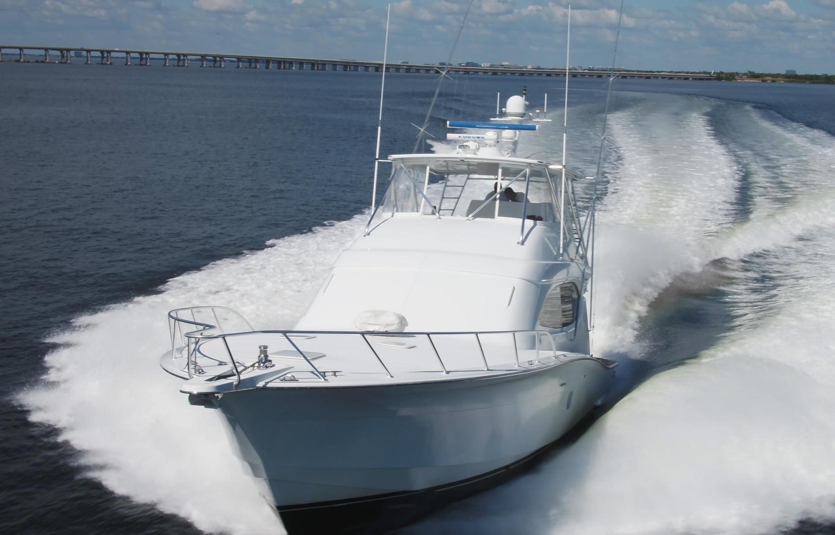 Hatteras-Convertible 2006-ON TARGET Key West-Florida-United States-1468203 | Thumbnail