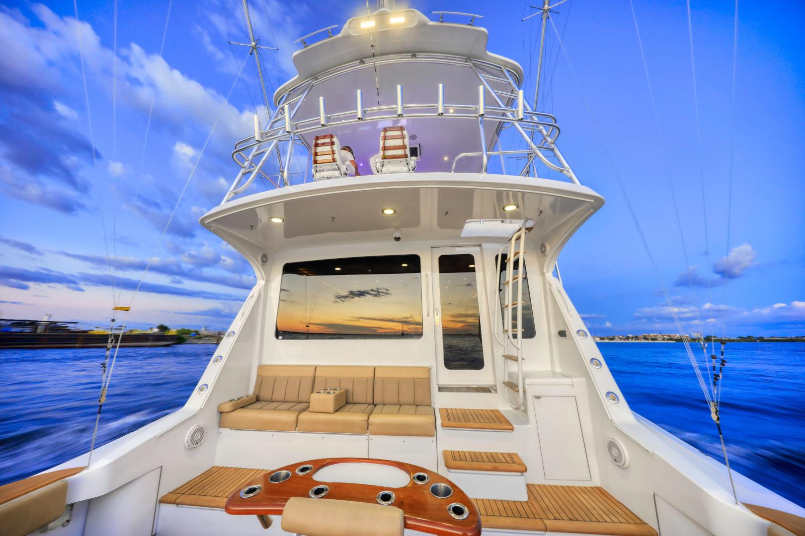 Hatteras-Convertible 2006-ON TARGET Key West-Florida-United States-1468107 | Thumbnail