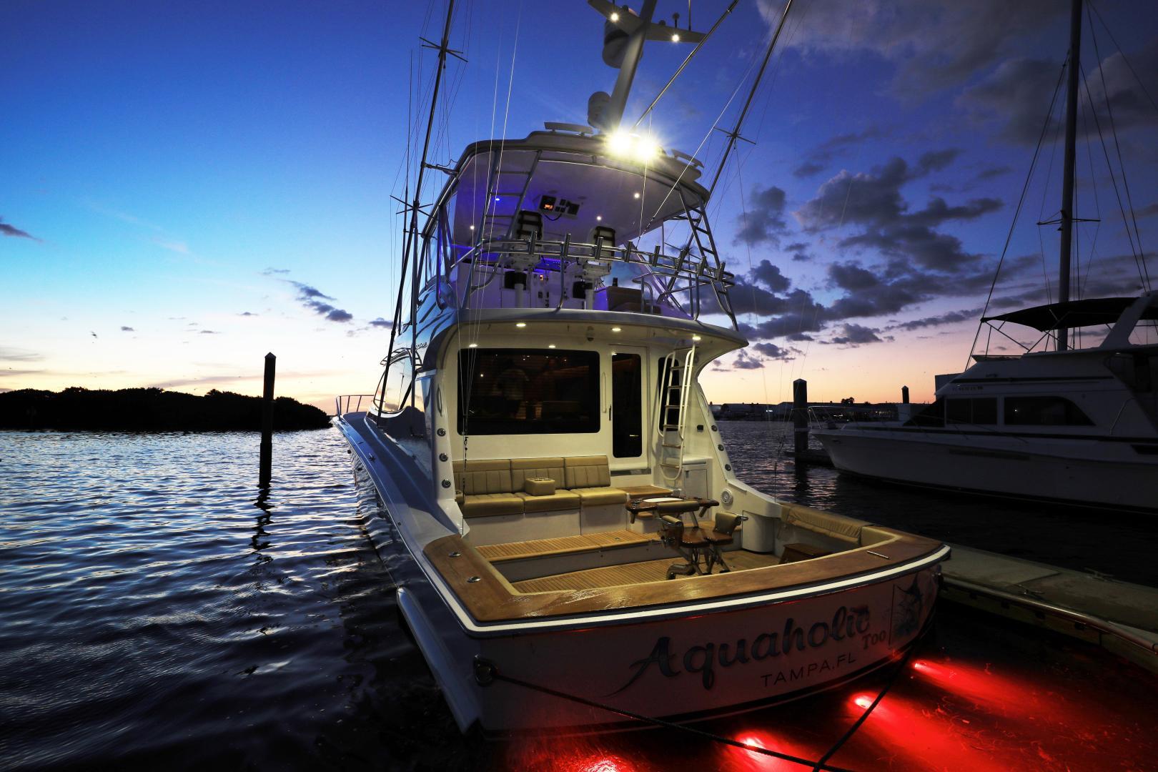 Hatteras-Convertible 2006-ON TARGET Key West-Florida-United States-1468170 | Thumbnail