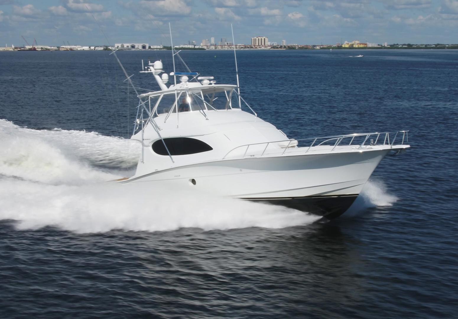 Hatteras-Convertible 2006-ON TARGET Key West-Florida-United States-1468206 | Thumbnail
