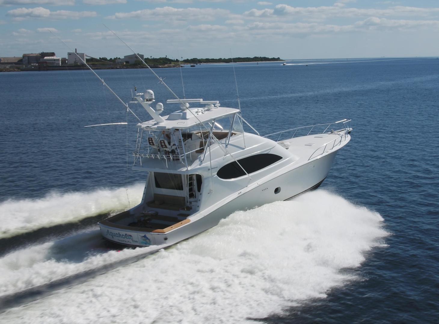 Hatteras-Convertible 2006-ON TARGET Key West-Florida-United States-1468204 | Thumbnail