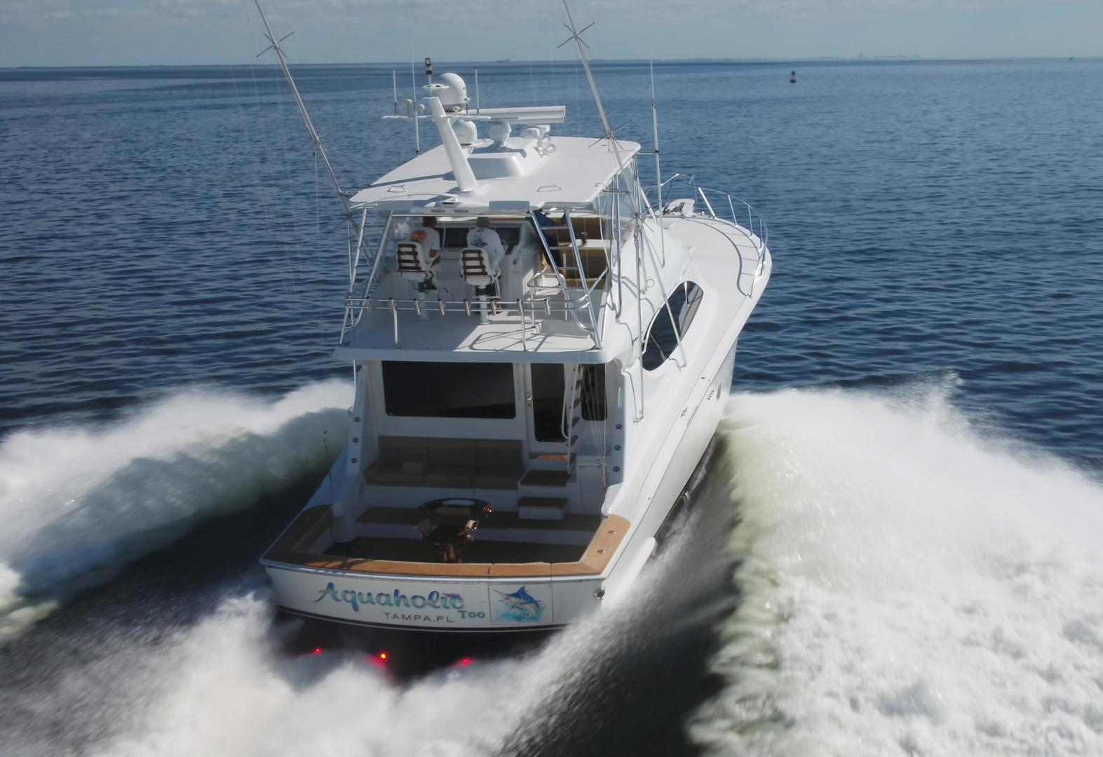 Hatteras-Convertible 2006-ON TARGET Key West-Florida-United States-1468211 | Thumbnail