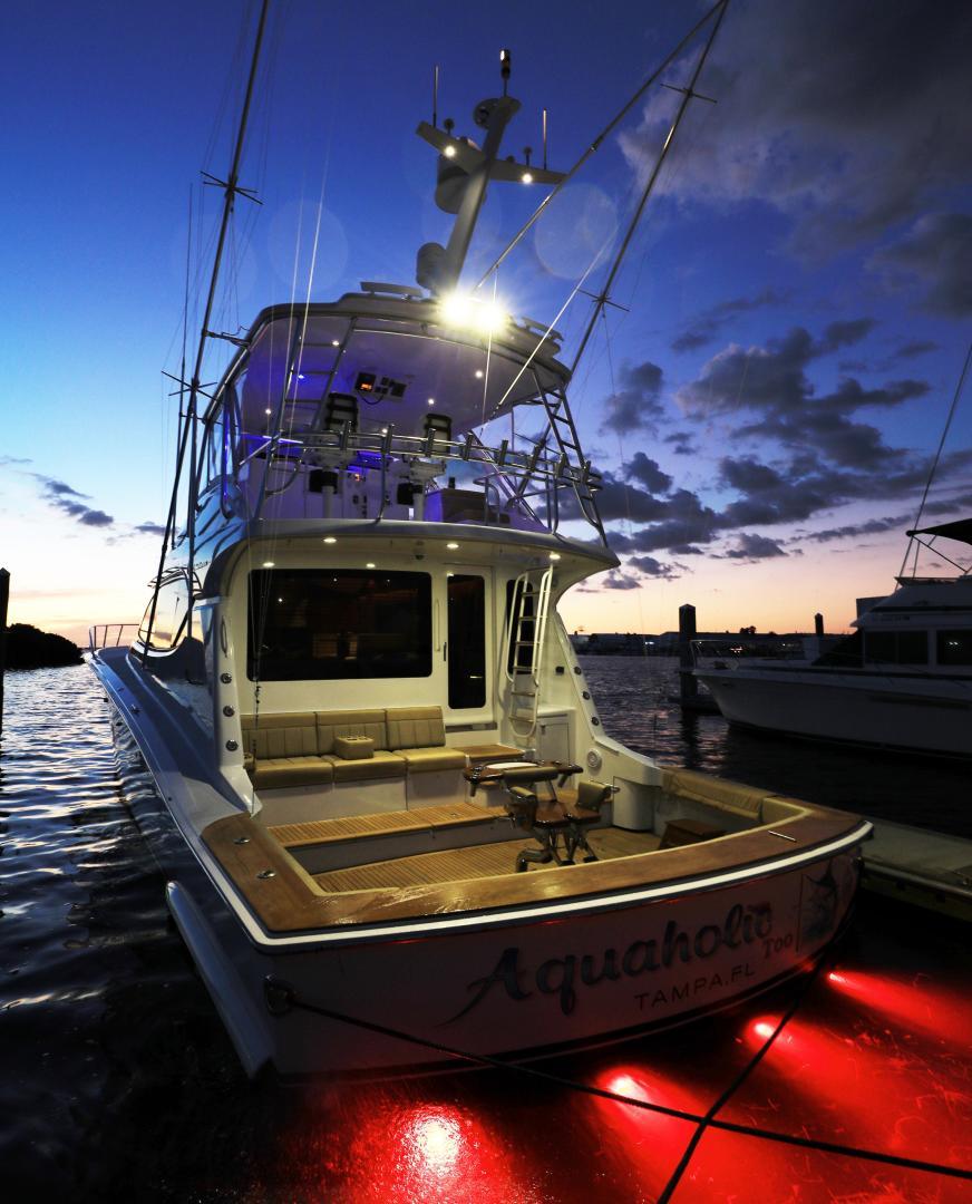Hatteras-Convertible 2006-ON TARGET Key West-Florida-United States-1468171 | Thumbnail