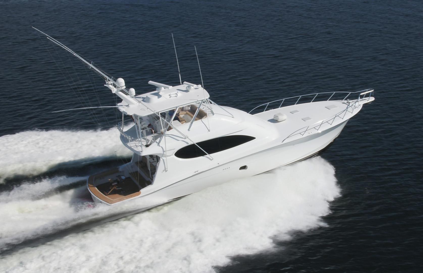 Hatteras-Convertible 2006-ON TARGET Key West-Florida-United States-1468208 | Thumbnail