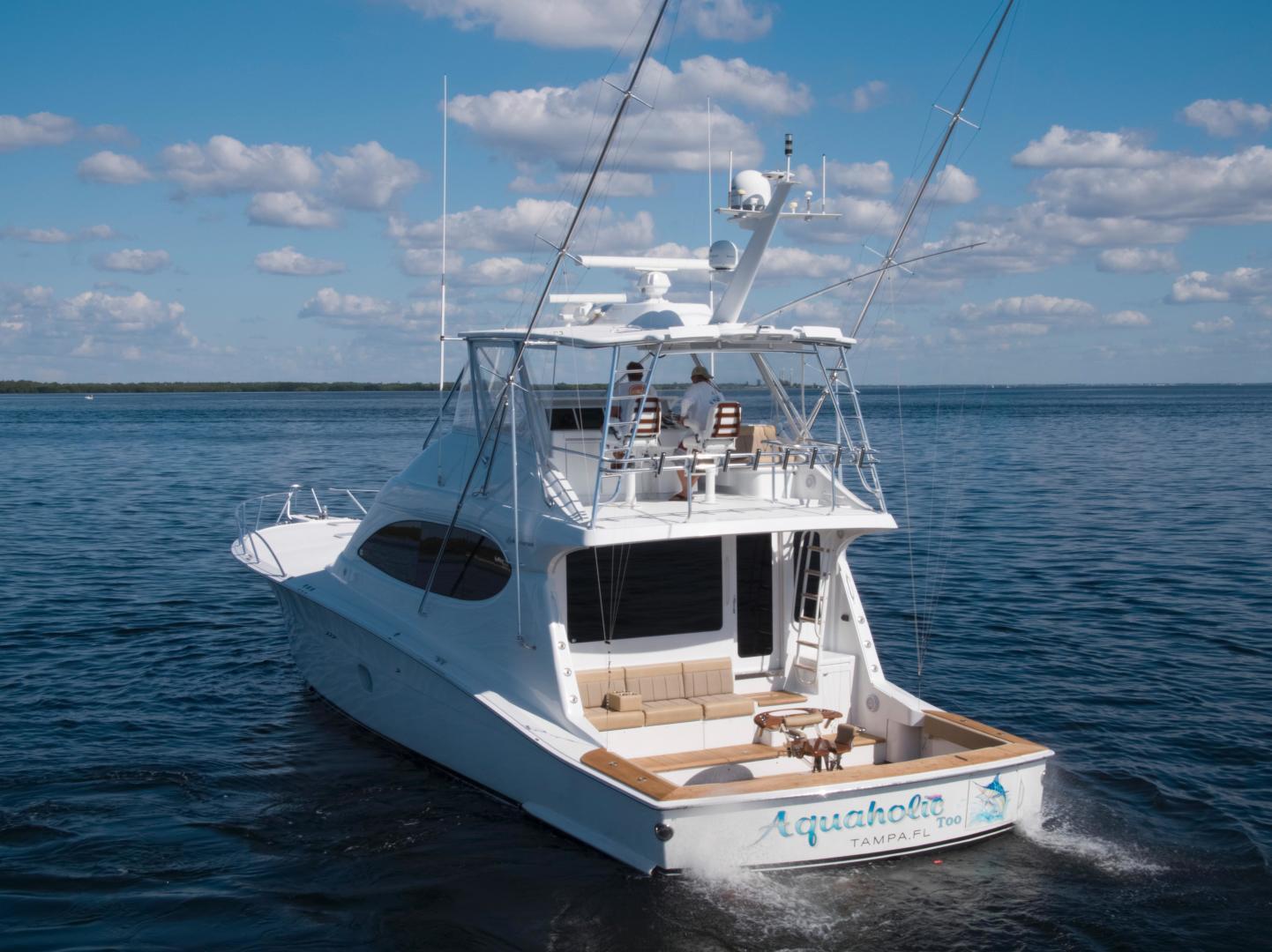 Hatteras-Convertible 2006-ON TARGET Key West-Florida-United States-1468217 | Thumbnail