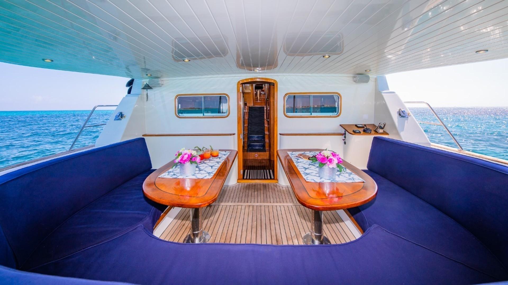 Portsmouth-Power Catamaran 2003-Giovannino Stuart-Florida-United States-aft-deck-1469452 | Thumbnail