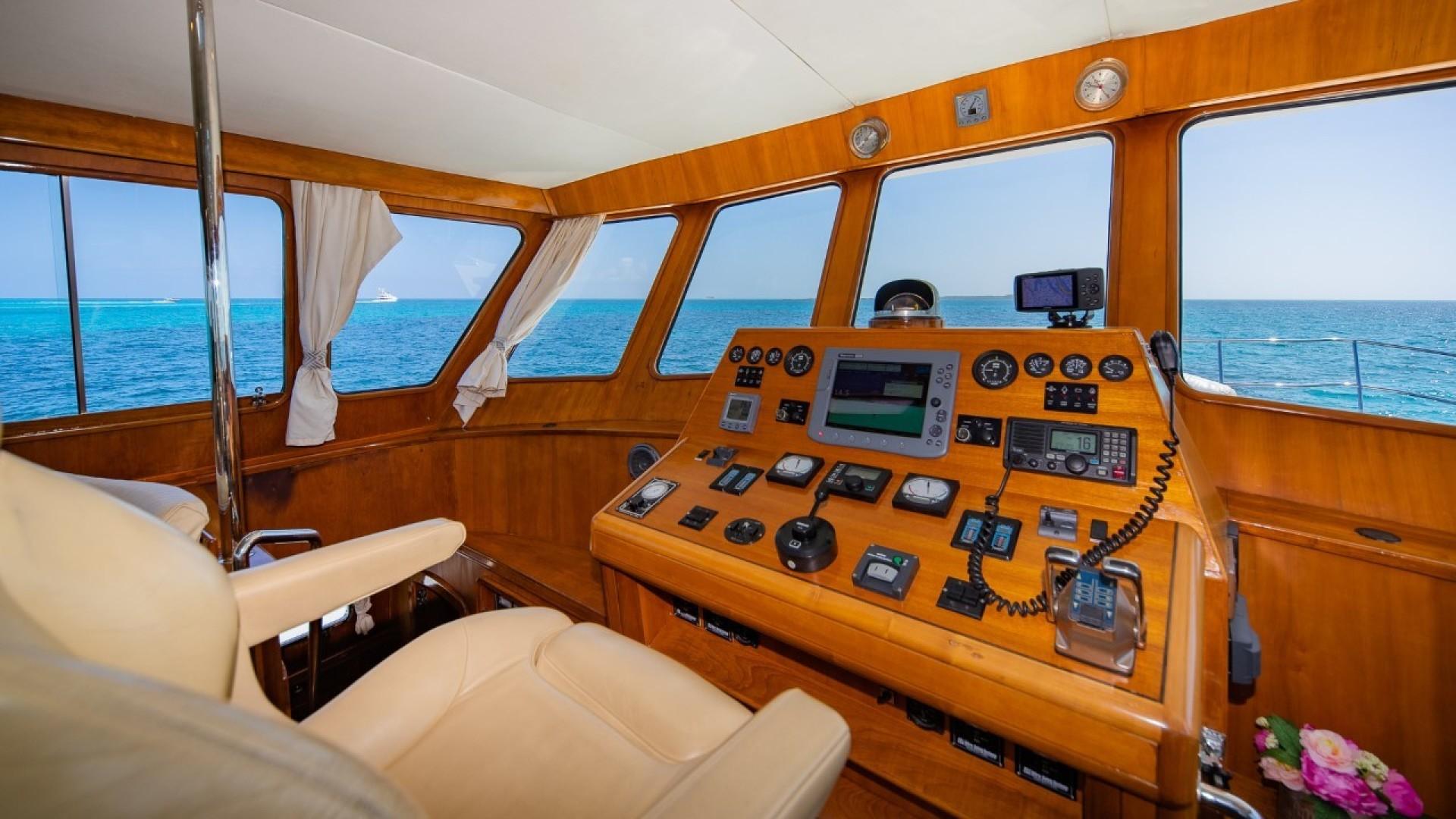Portsmouth-Power Catamaran 2003-Giovannino Stuart-Florida-United States-helm-1469462 | Thumbnail
