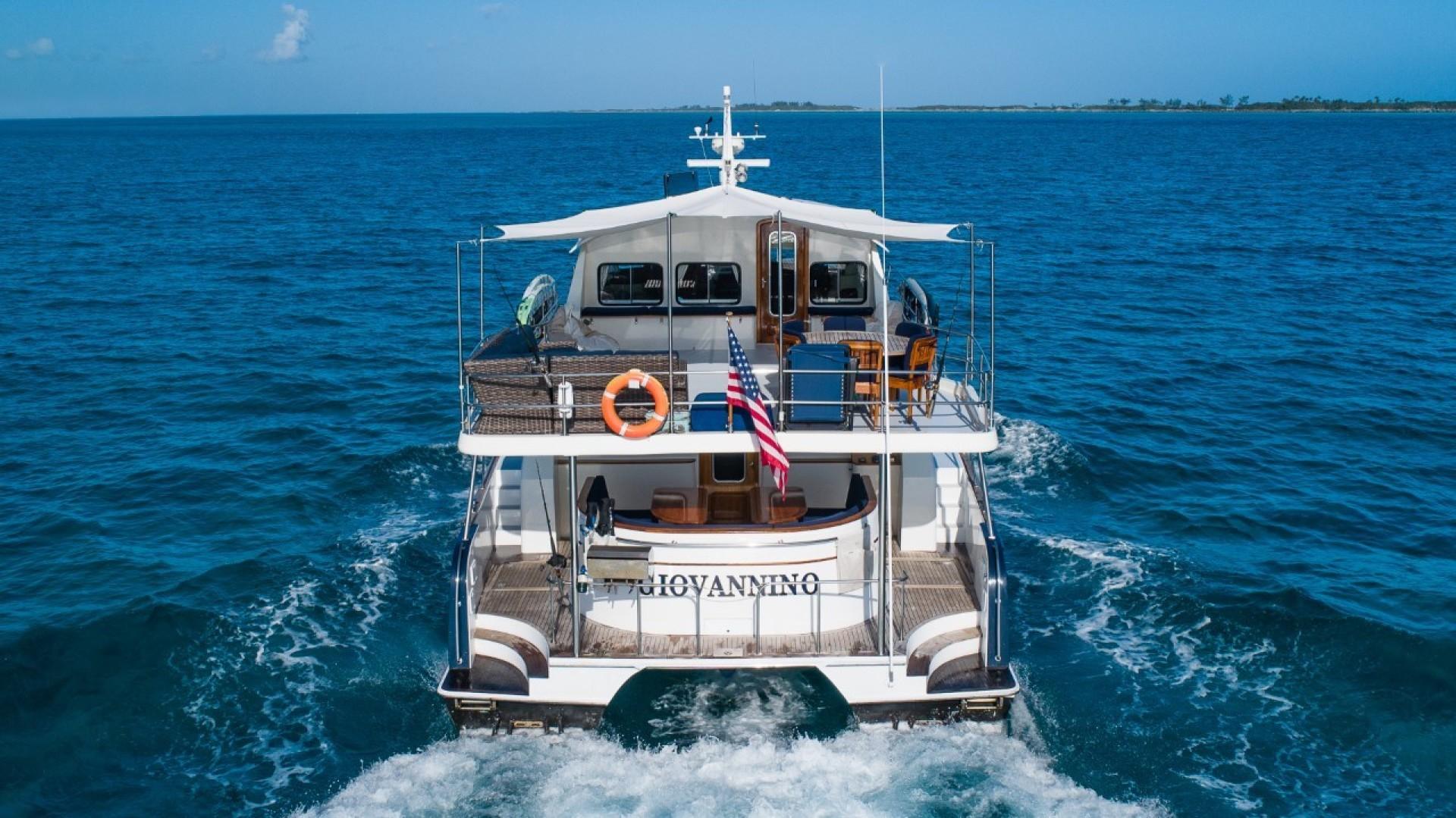 Portsmouth-Power Catamaran 2003-Giovannino Stuart-Florida-United States-transom-1469446 | Thumbnail