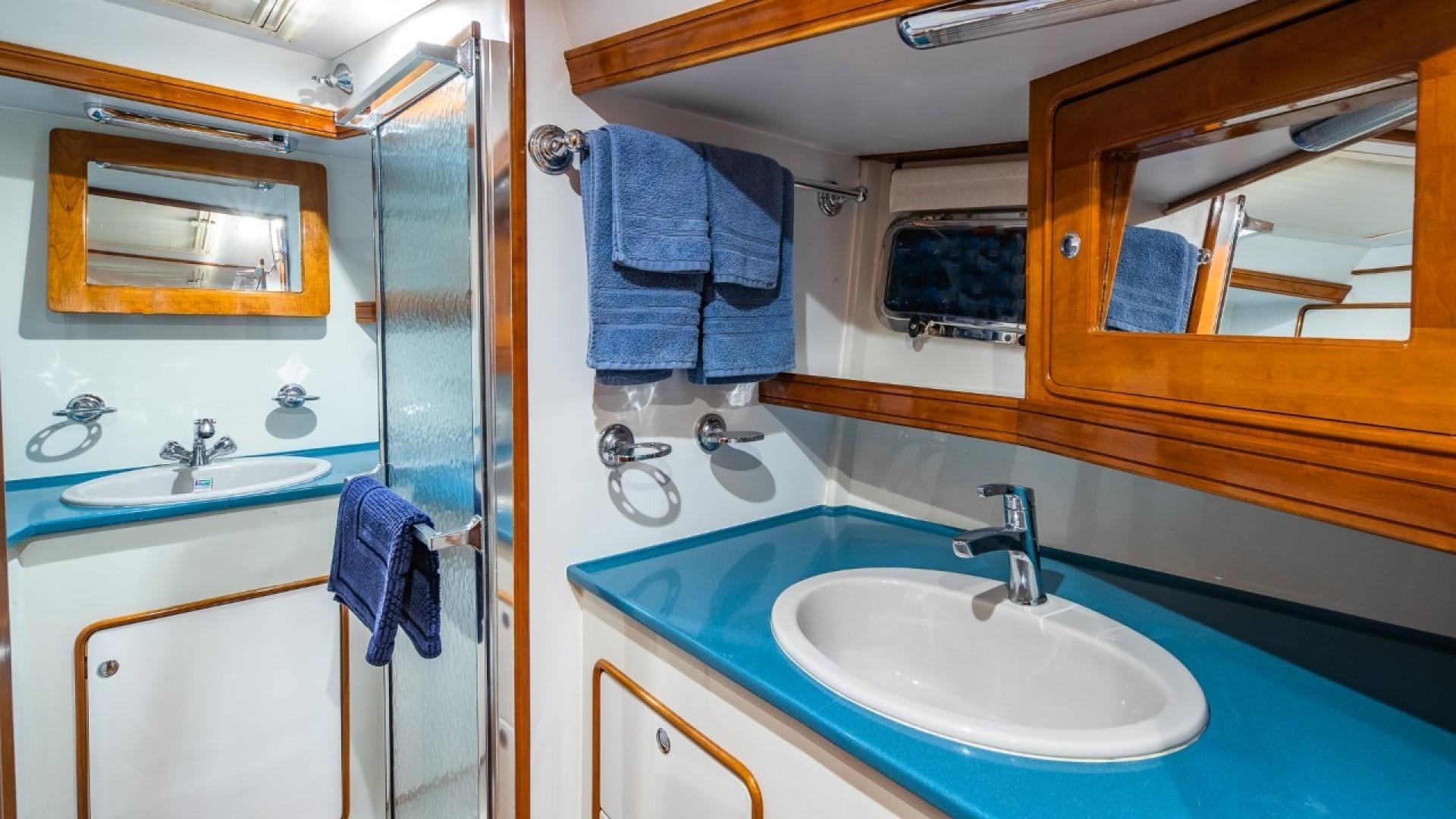 Portsmouth-Power Catamaran 2003-Giovannino Stuart-Florida-United States-stbd-guest-cabin-1469483 | Thumbnail