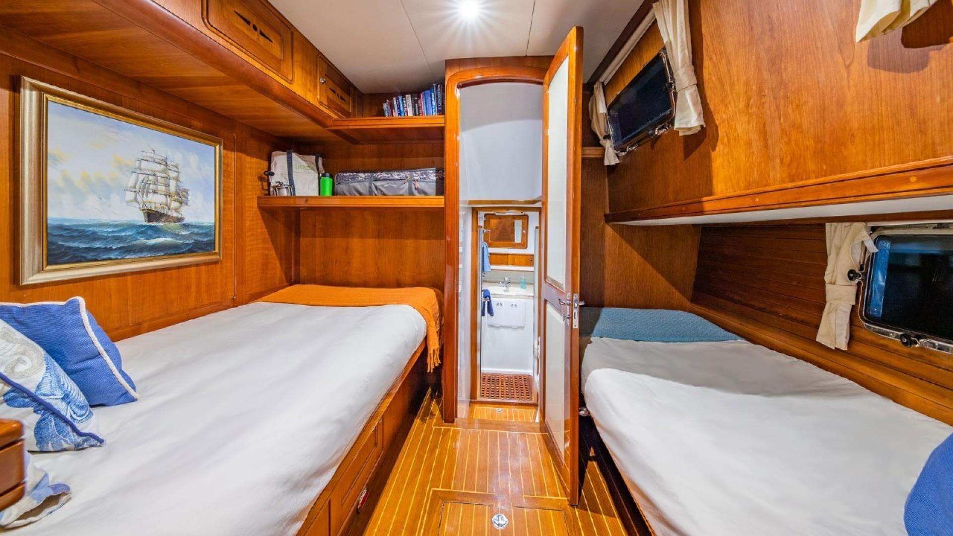 Portsmouth-Power Catamaran 2003-Giovannino Stuart-Florida-United States-guest-cabin-1469474 | Thumbnail