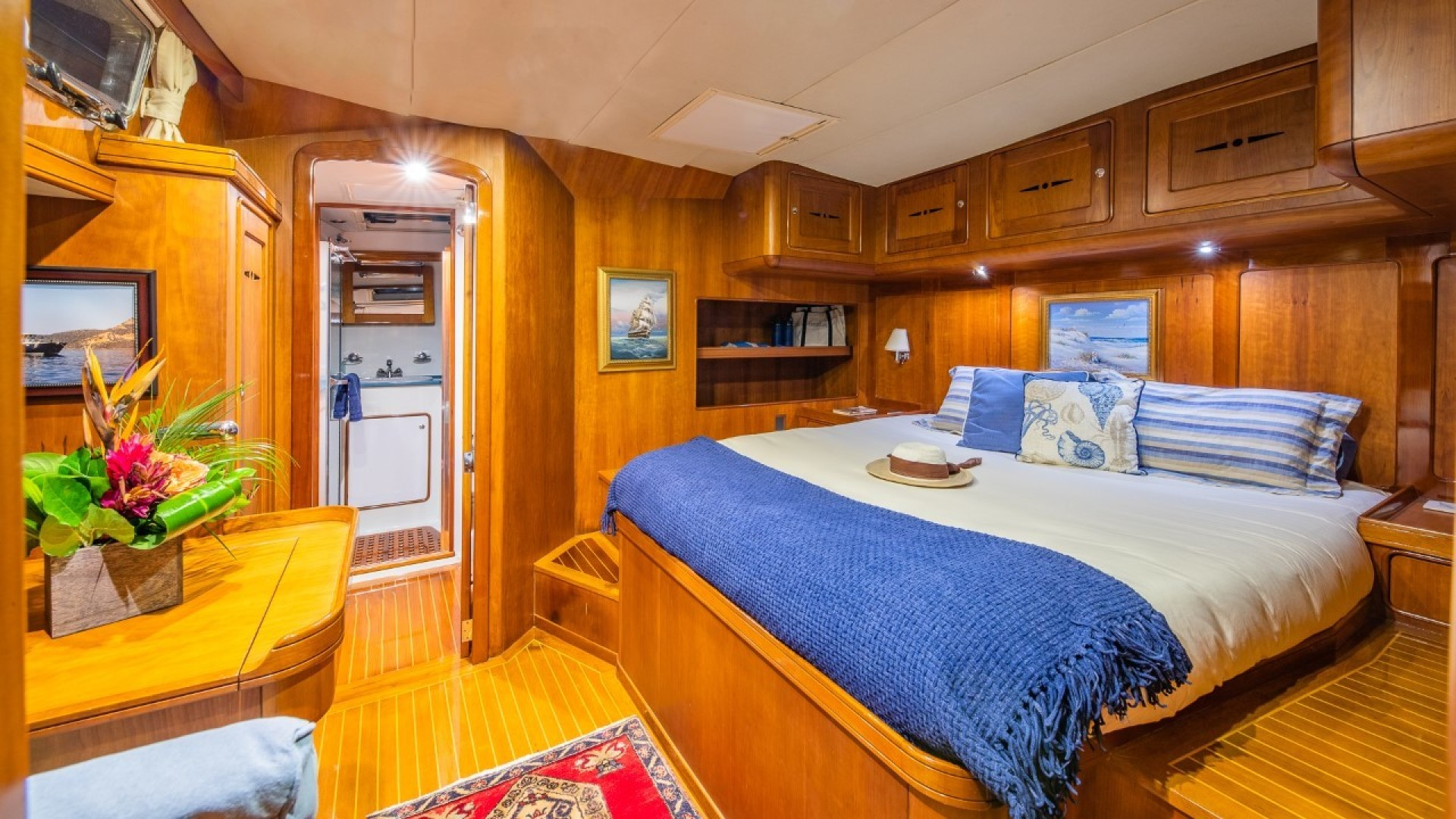Portsmouth-Power Catamaran 2003-Giovannino Stuart-Florida-United States-master-stateroom-1469468 | Thumbnail